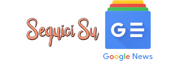 Seguici su google news!