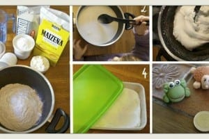 Pasta di Bicarbonato (Paste modellabili)