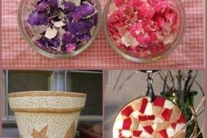 Ecco come riciclare e decorare con i gusci delle uova