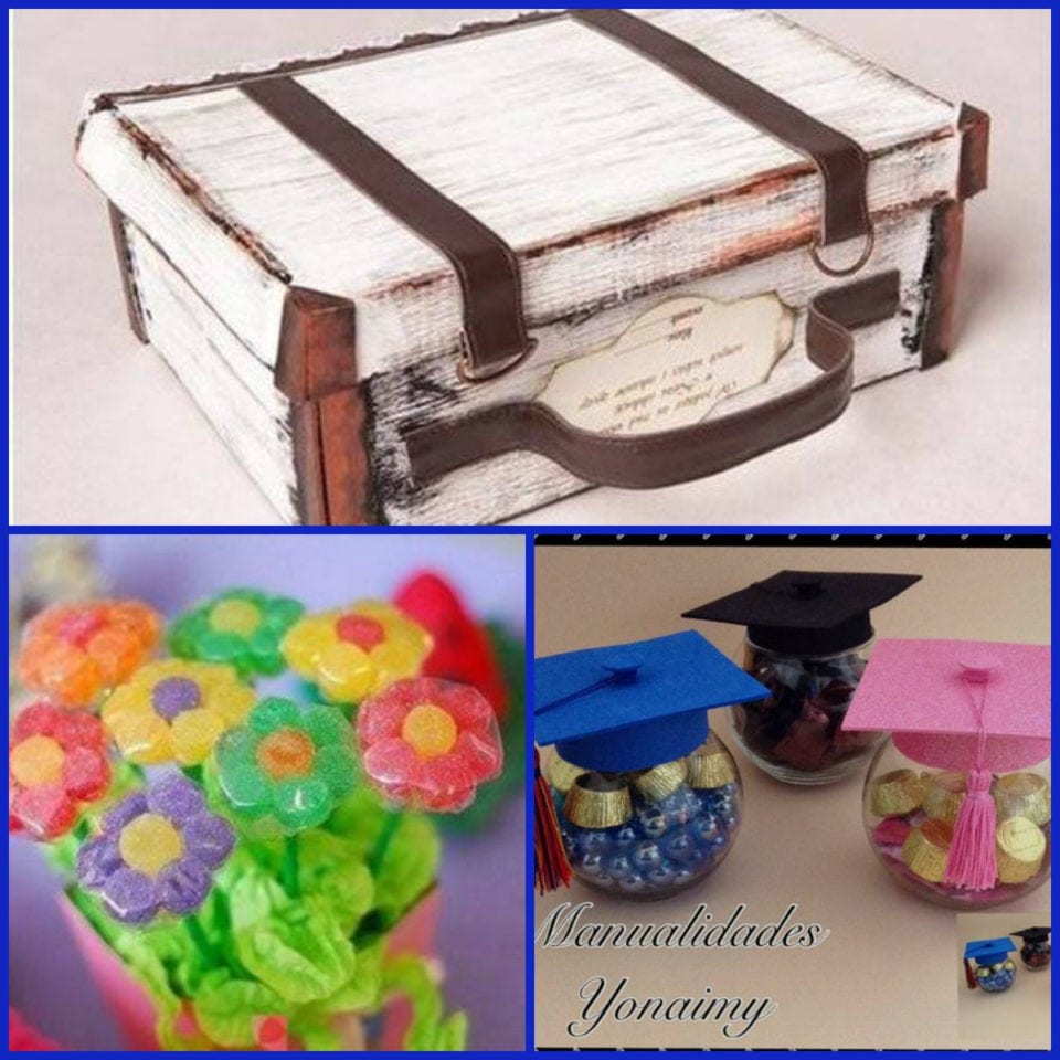 Tantissime idee per bomboniere e regali fai da te