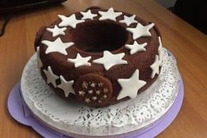 La ricetta della Ciambella Pan di stelle