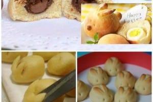 Coniglietti Pasquali con ripieno dolce o con ripieno salato?