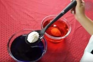 Tre Tecniche Velocissime e di Grande Effetto Per Decorare le uova