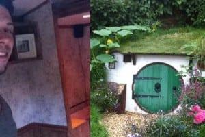 """Ecco come costruire una di queste magiche """"case Hobbit"""" nel proprio giardino"""