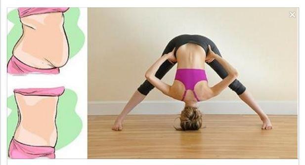 esercizi per rimuovere il grasso della pancia con le immagini