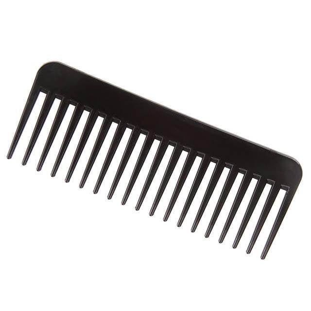 pettine per capelli ricci