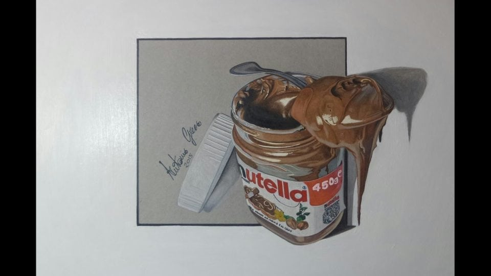 Lampada Barattolo Nutella Concorso : Lampada nutella fai da te music jinni