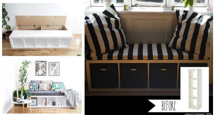 Letto Singolo Tipo Divano Ikea.Ikea Arredamento Ecco 30 Combinazioni Arredo Economiche Con Kallax