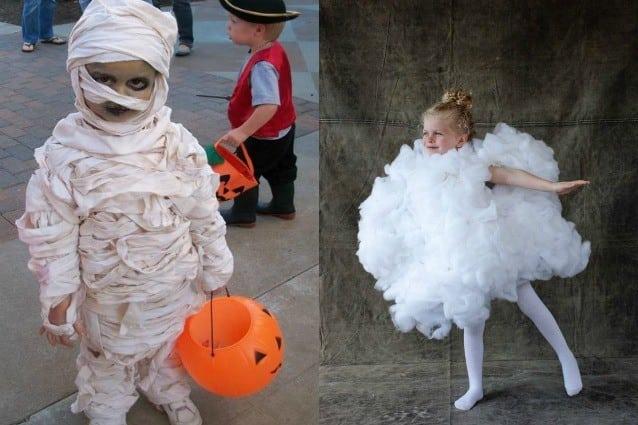 Vestiti Halloween Fai Da Te Adulti.Costumi Di Halloween Fai Da Te Per Bambini Idee Originali E Facili