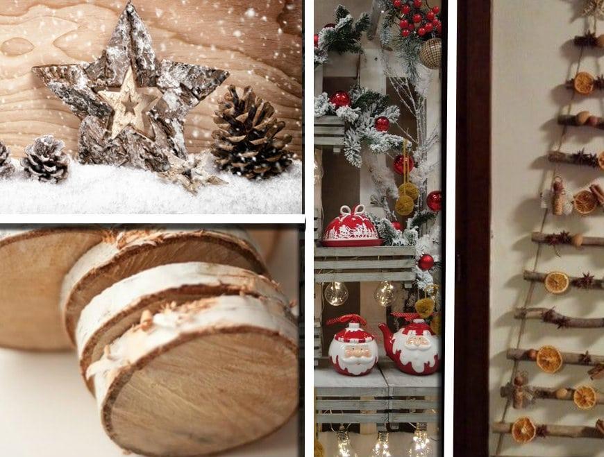 Lavoretti Di Natale Fatti In Casa.Lavoretti Di Natale Stupendi Fatti A Mano E Tutti In Legno