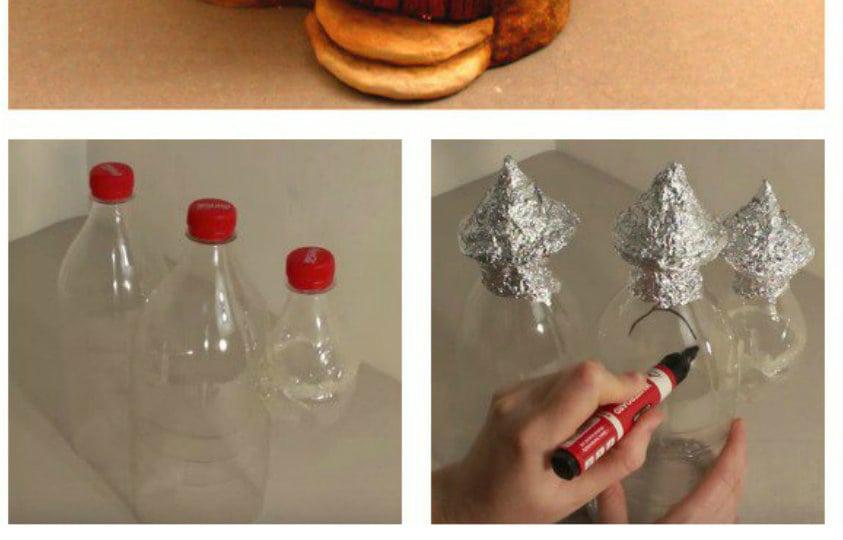 Bricolage Con Bottiglie Di Plastica.Ecco Come Realizzare Una Fantastica Lampada Con Le Bottiglie Di