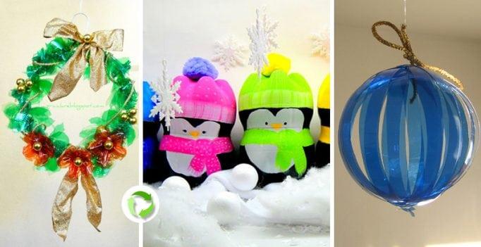 abbigliamento sportivo ad alte prestazioni vendita professionale ultima collezione Ecco 20 belle e facili decorazioni natalizie, riciclando ...