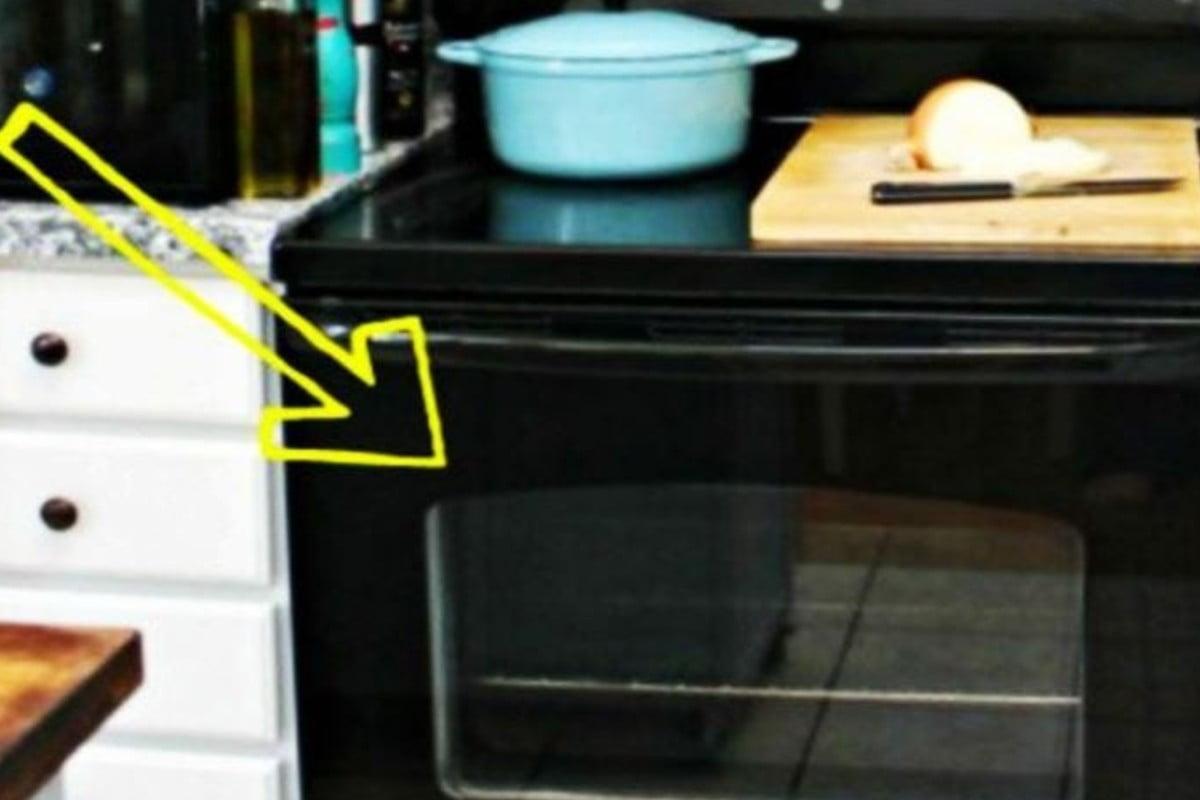 un esperto ci spiega come vetro interno del forno