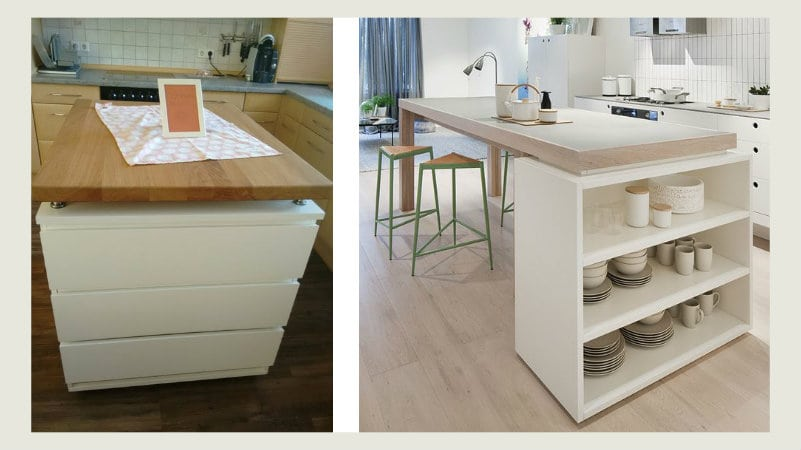 Isola Cucina Ikea.Isola Per Cucina Ikea