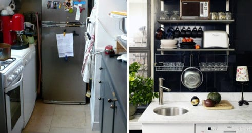 7 idee intelligenti per tutti quelli che hanno una cucina ...