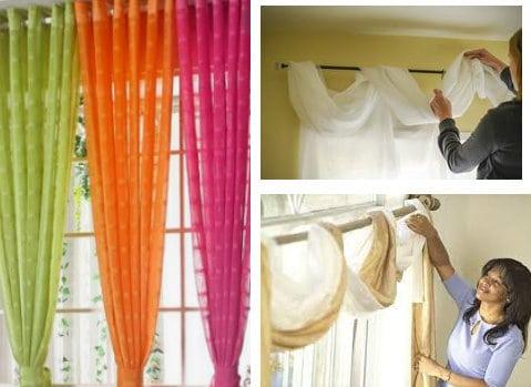 Ecco Come Arredare Con Le Tende D Estate 17 Idee Per La Casa
