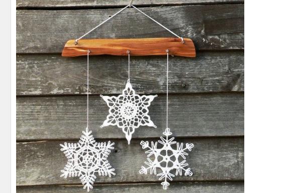 Natale All Uncinetto 20 Idee Per Decori Originali Che Non