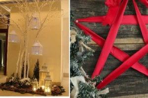 Questi decori natalizi sono davvero una chicca, realizzali per questo Natale
