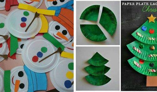 Lavoretti Di Natale Scuola Primaria Decoupage.Lavoretti Di Natale Per Bambini 20 Idee Ottime Per Le Scuole