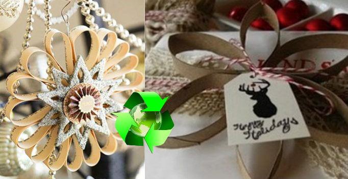 35 Idee Su Come Riutilizzare I Rotoli Di Carta Igienica A Natale