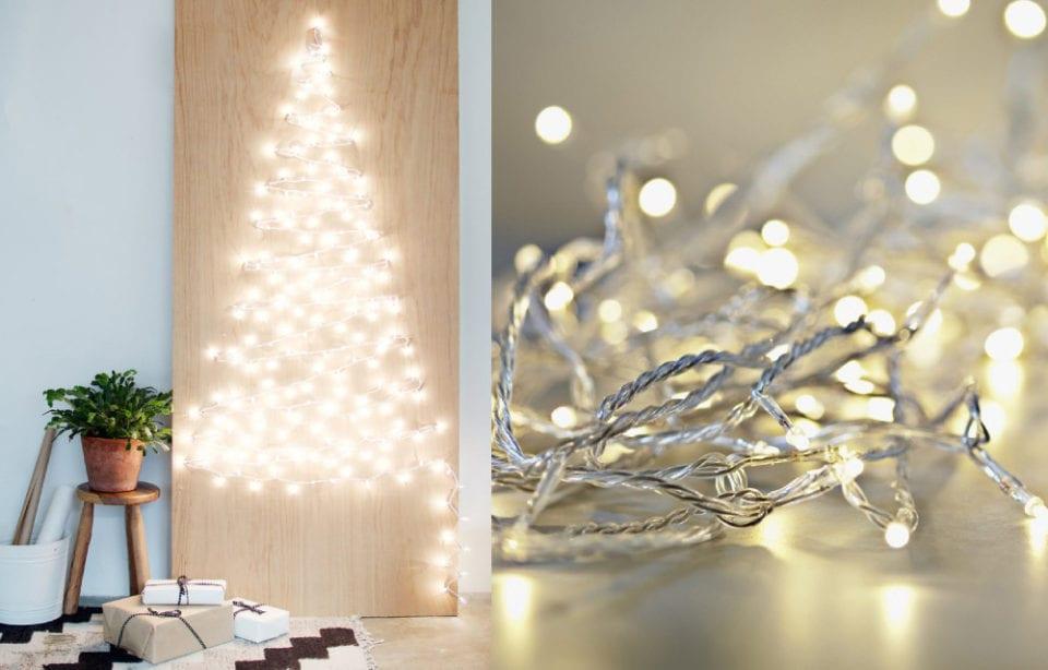 Albero Di Natale Fai Da Te Idee.Albero Di Luce 15 Idee Per Un Albero Di Natale Fai Da Te Con Le Luci La N 4 E Unica E Originale
