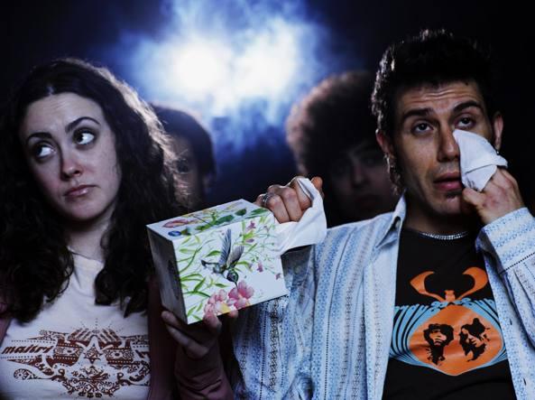 Le Persone Che Piangono Guardando Un Film Sono Psicologicamente Più Forti