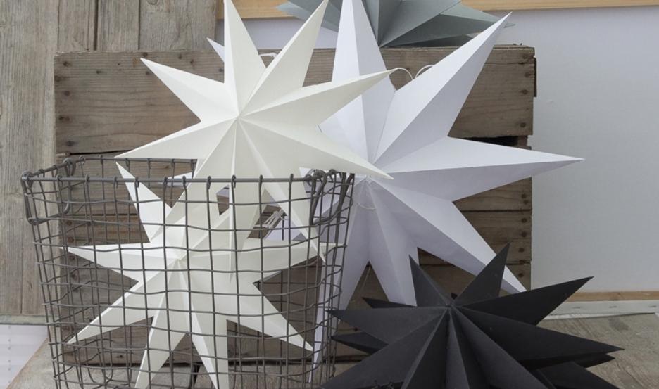 IKEA Starla: come realizzare la stella scandinava a costo 0