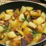patatine in padella