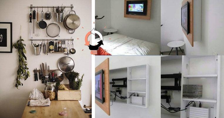 15 modi intelligenti ed economici per organizzare la tua casa for Oggetti per la casa economici