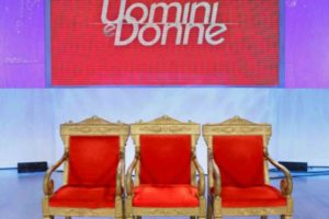 registrazione trono classico