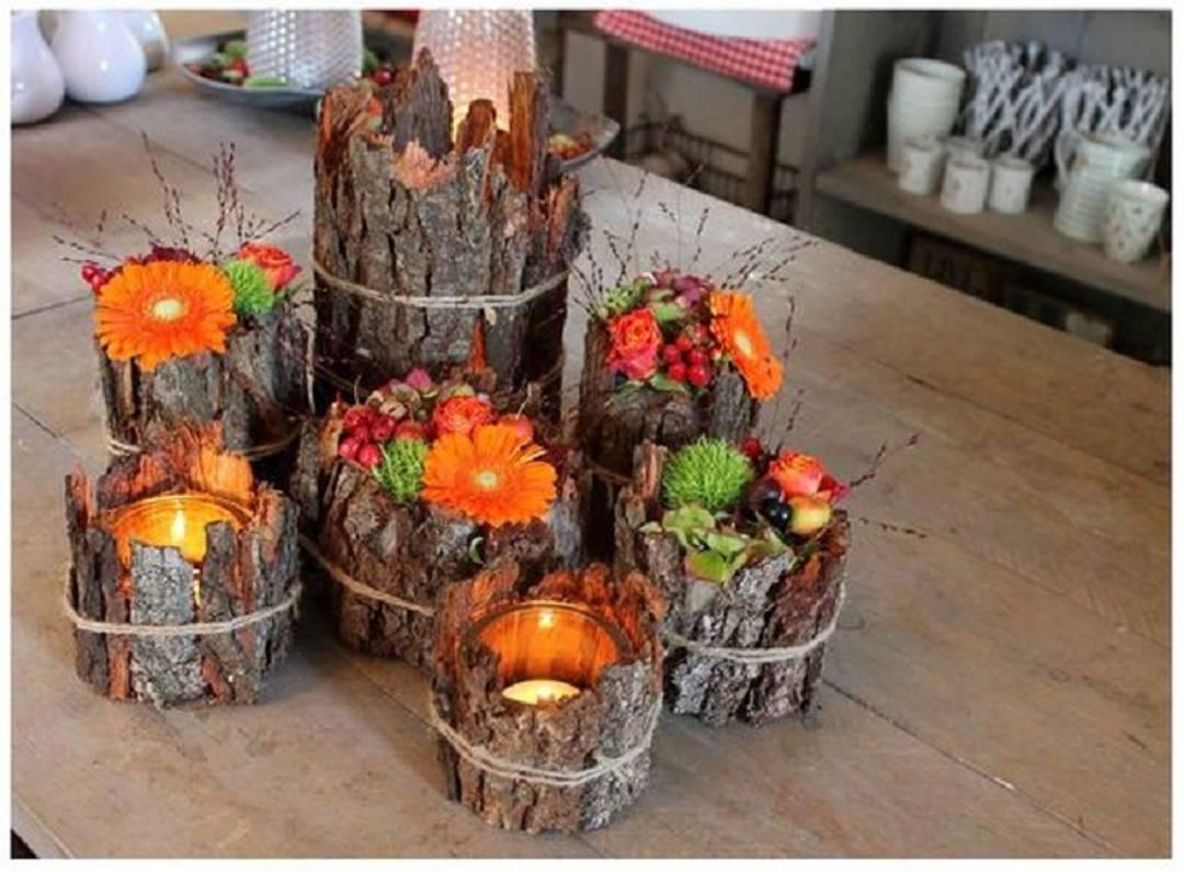 decorazioni per l'autunno