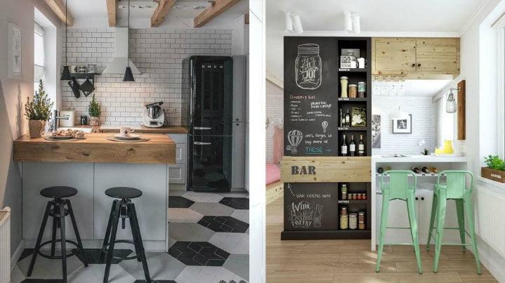 Come Organizzare Una Cucina Piccola 15 Idee Che Vi Conquisteranno