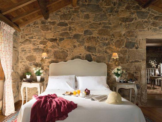 Camera da letto rustica: 15 idee che vi faranno innamorare!