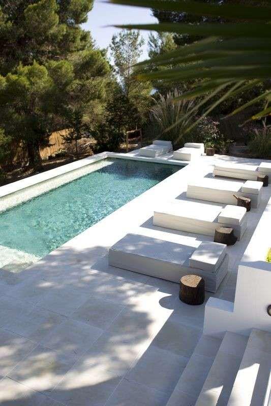 Piscine Per Piccoli Giardini Per Ottenere Angoli Relax Da Sogno