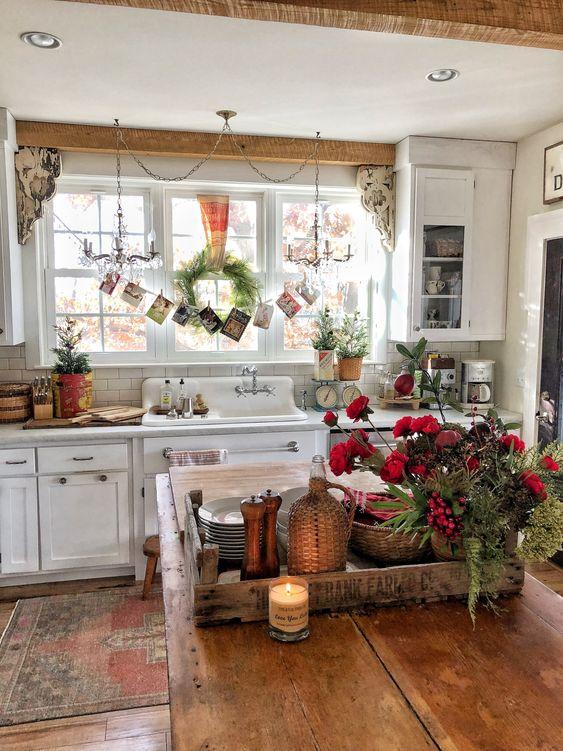 Come addobbare la cucina per Natale: entriamo nel pieno dell ...