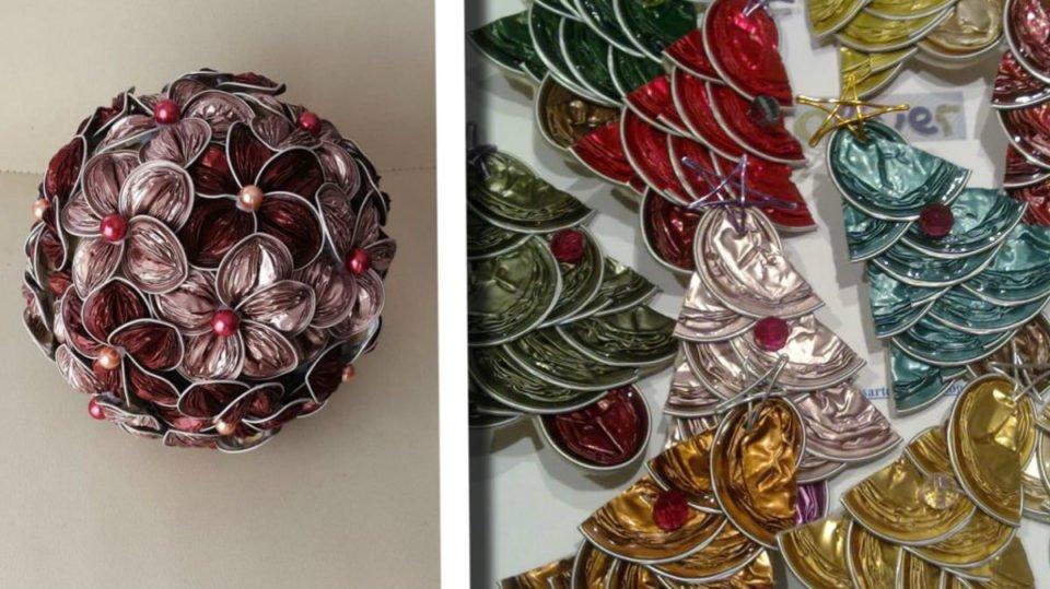 Riciclo cialde di caffè: 20 idee per delle decorazioni mozzafiato!