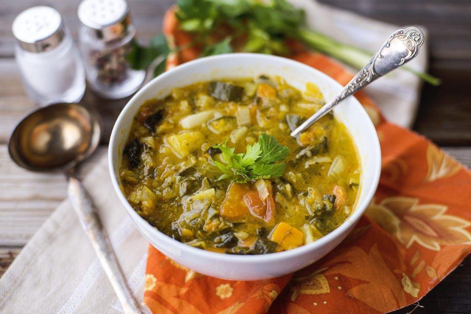dieta a base di zuppa senza cavolo