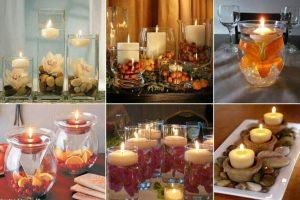 decorare casa con le candele decorare casa con candele