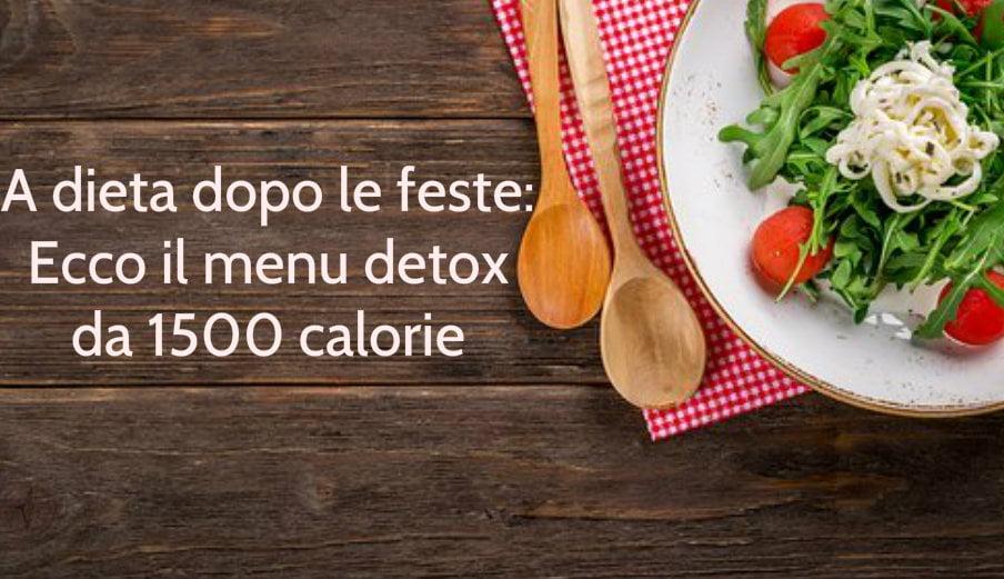 menu calorie dieta 1500 calorie
