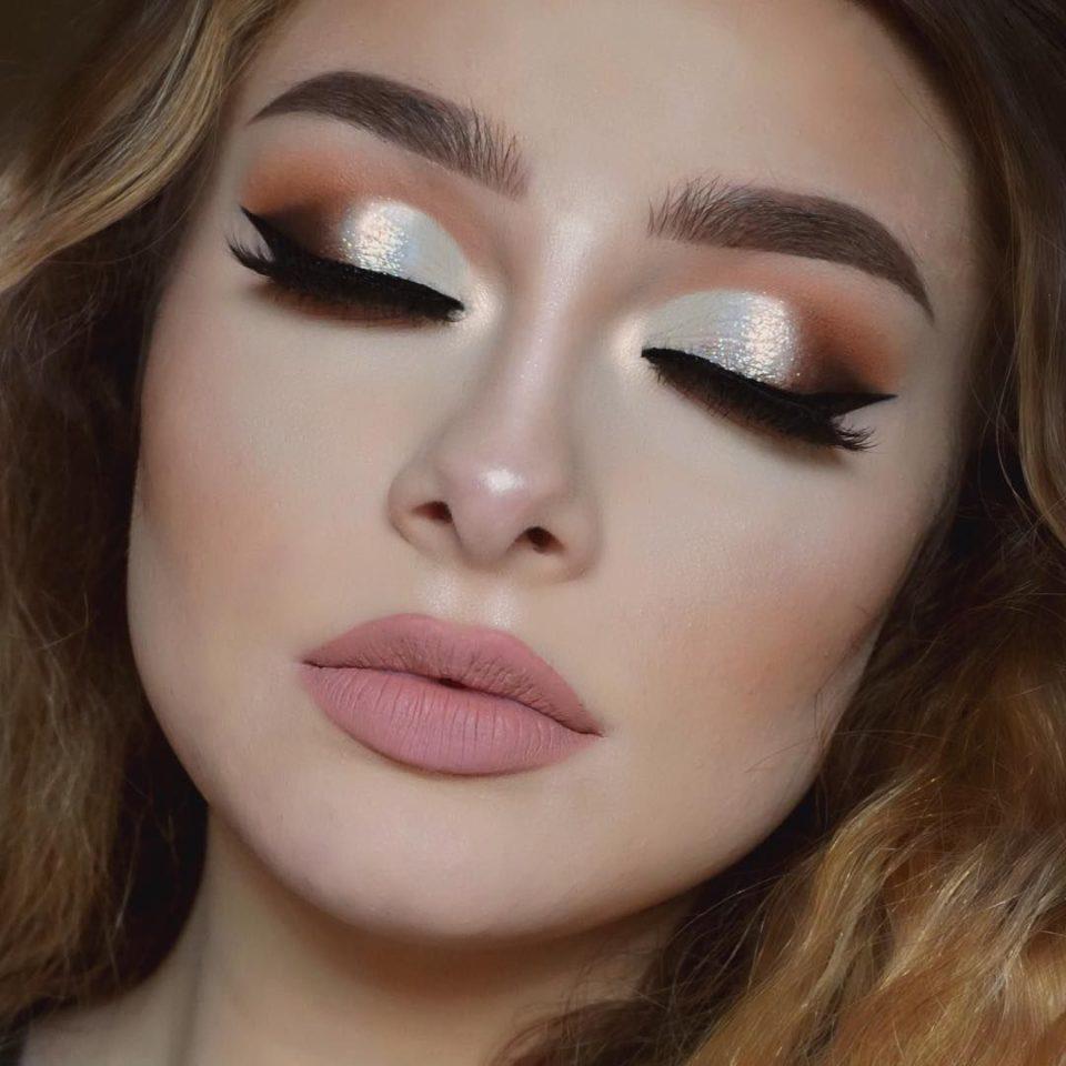 make up occhi luminoso