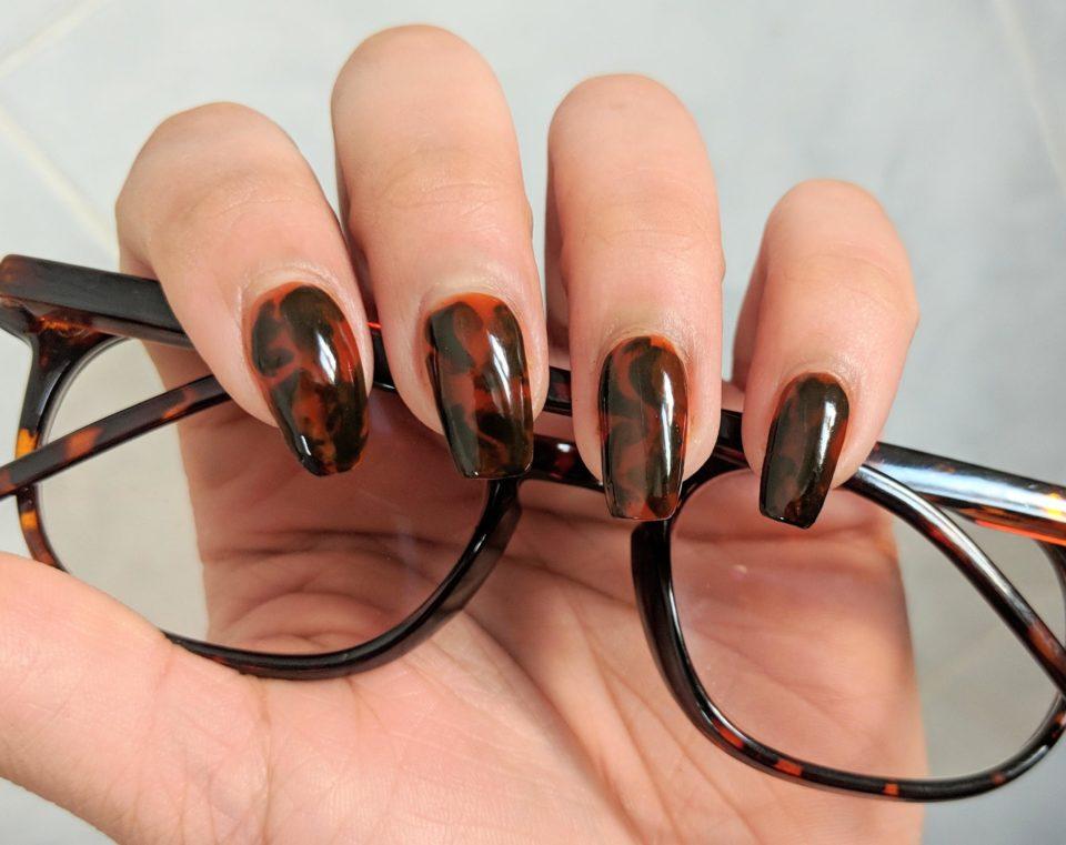 Tortoiseshells Nails