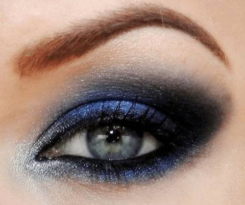 Smokey eyes colorati