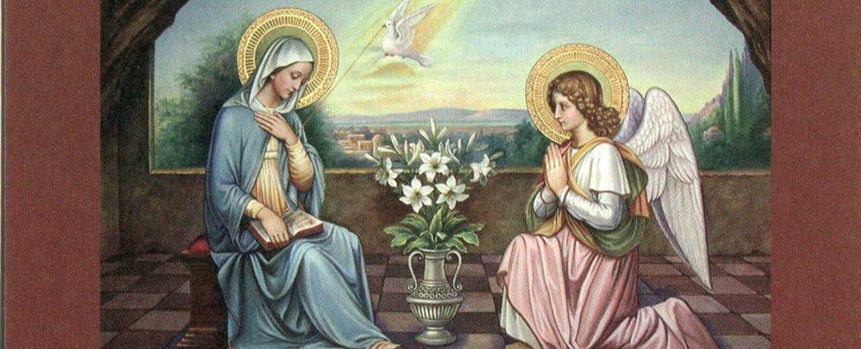 santo del giorno 25 marzo