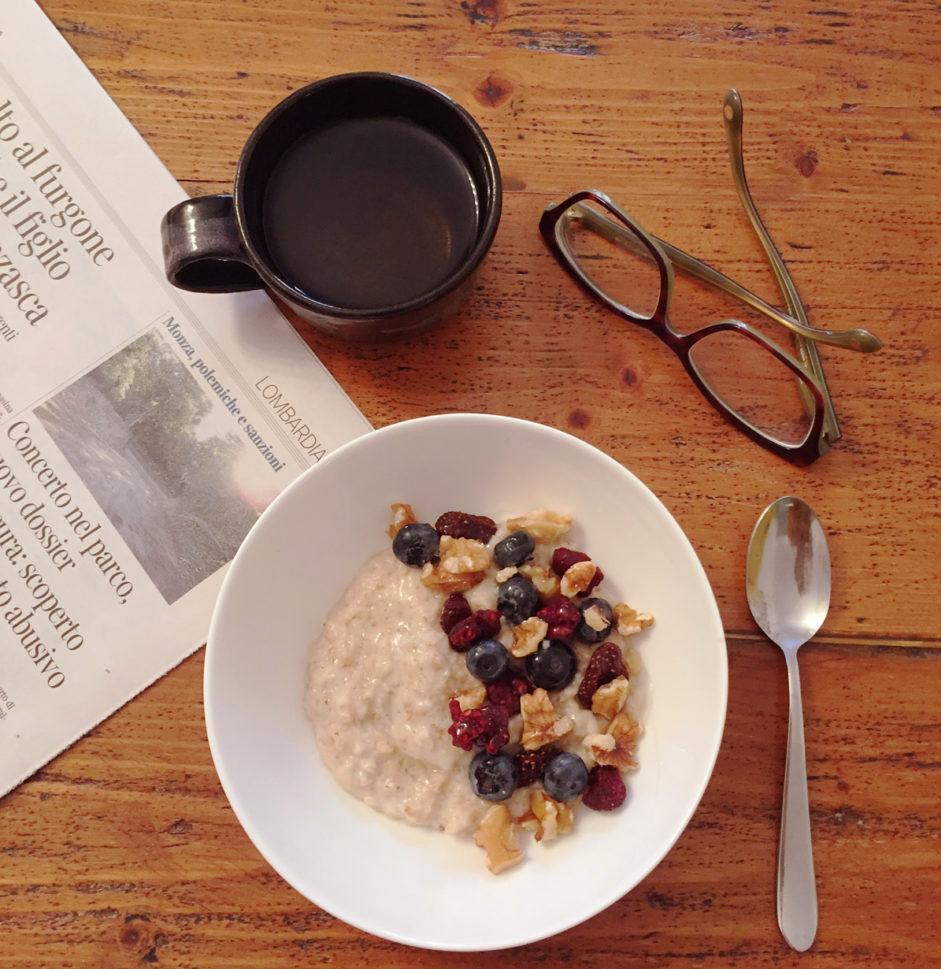colazioni per perdere molto pesona