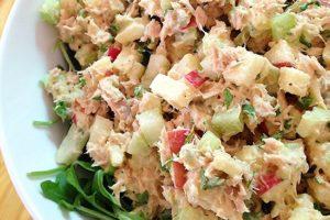 insalata leggera