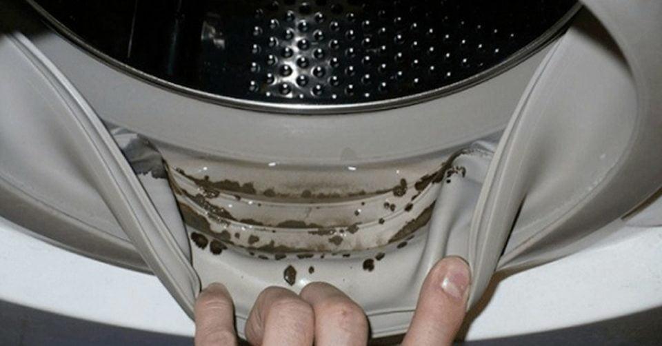 Como limpar e desinfetar a máquina de lavar