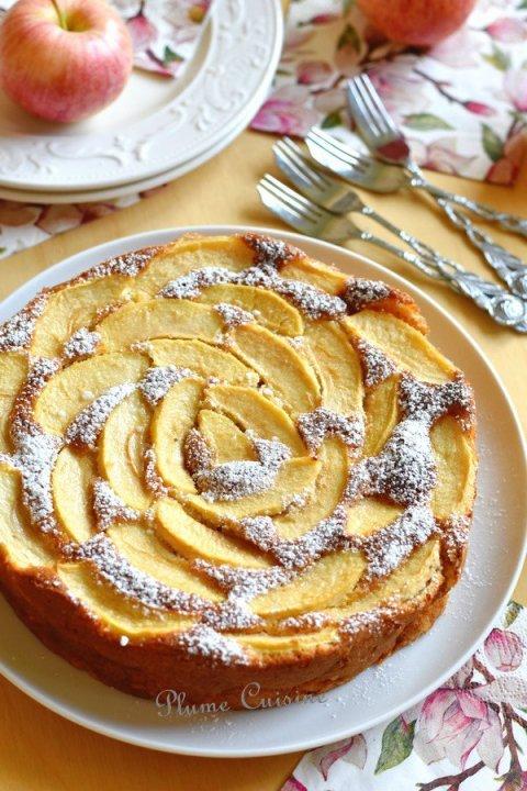 Torta 5 4 3 2 1, ricetta originale francese, solo in tempo di contare…