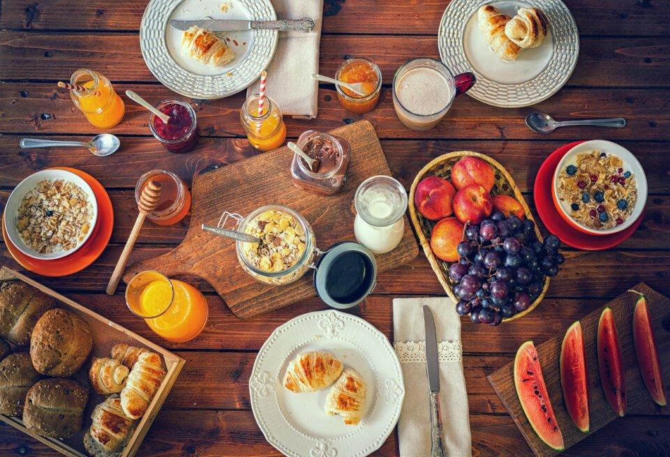 le 7 migliori colazioni
