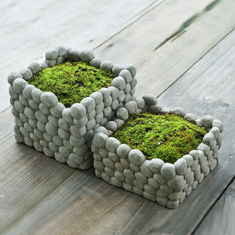 Decorazioni per il giardino: 20 fantastiche idee con i sassi