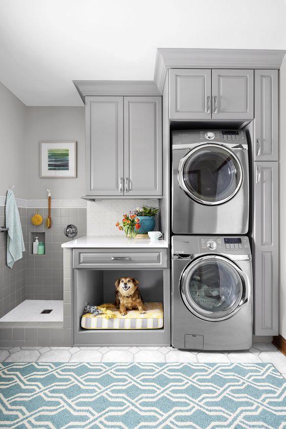 10 idee di design per una lavanderia
